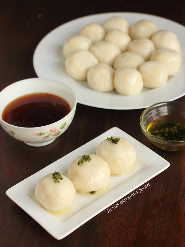 vegan dumpling recipe