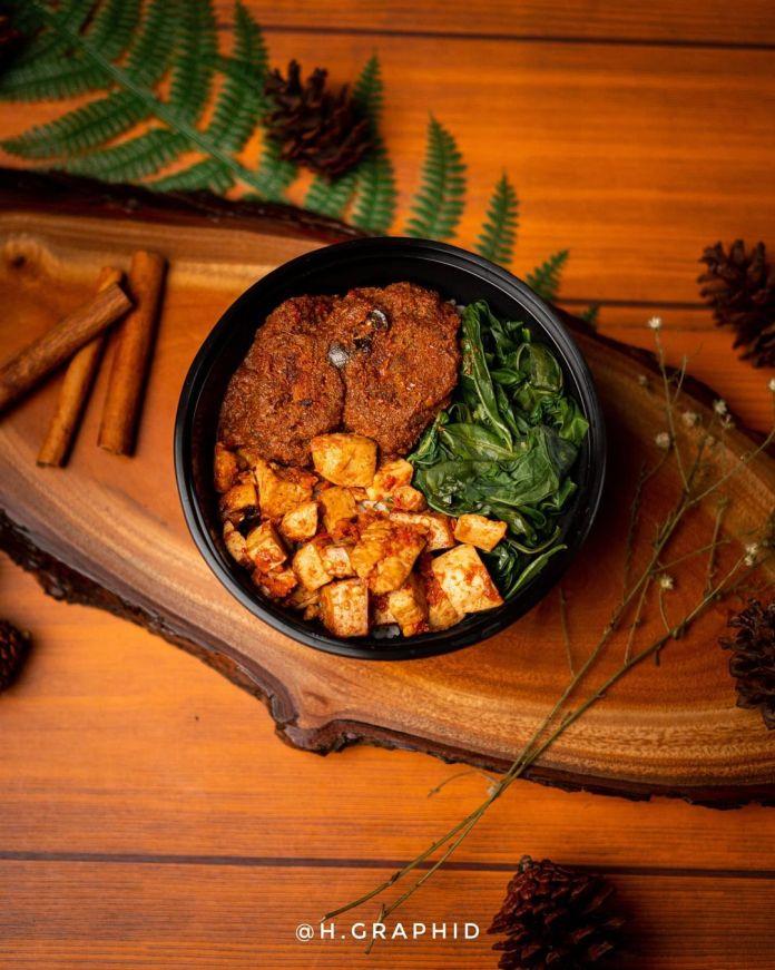 Vegan Indonesian Cuisine