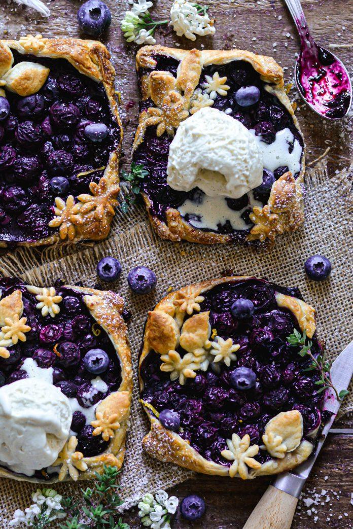 Vegan Blueberry Recipe: Vegan