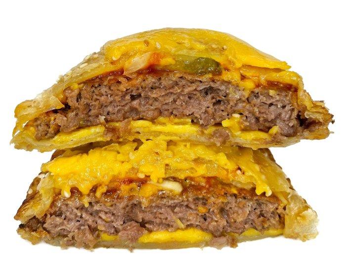 15+ Creative Vegan Cheeseburger-Inspired Recipes: Pop Tarts