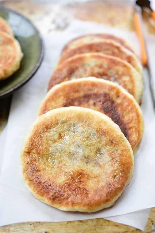 Korean Vegan Pancake Recipe