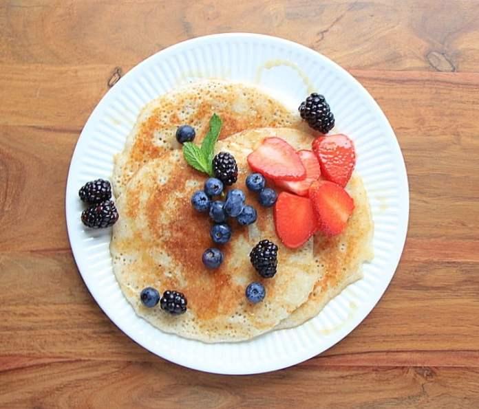 Kenyan Vegan Pancake Recipe