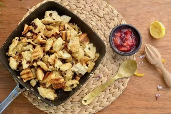 Austrian Vegan Pancake Recipe