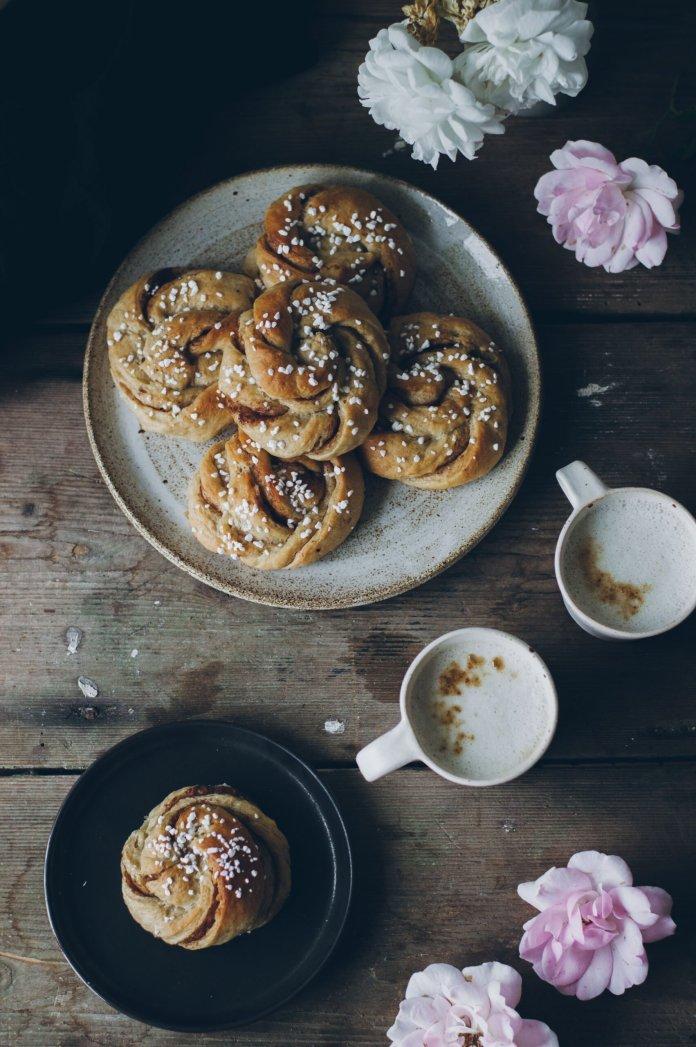 authentic swedish vegan cinnamon bun recipe