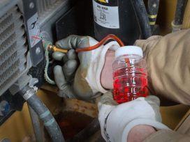 Engine Oil Sample Bottles