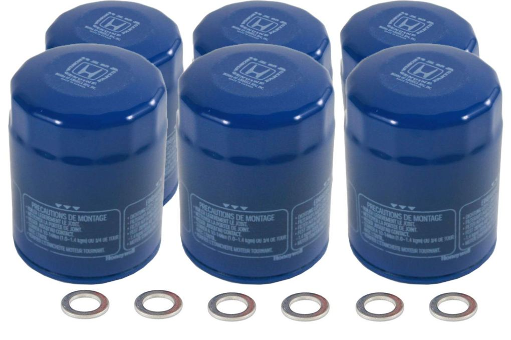 A02 Engine Oil Filter