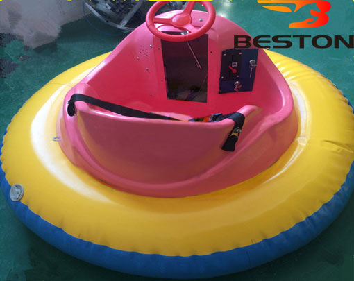 Inflatable Coin Operated Bumper Boat For Sale From Beston