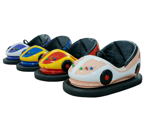 Ground Grid electric bumper cars for sale