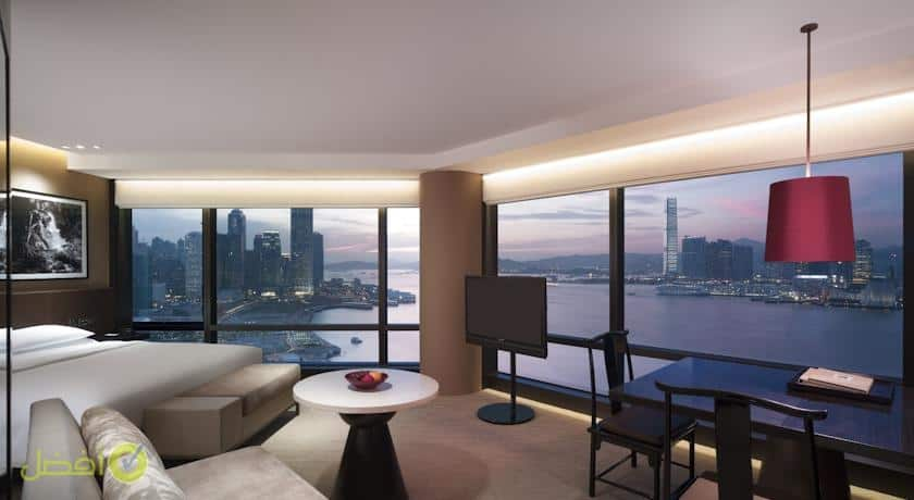 فندق غراند حياة هونغ كونغ افضل فنادق هونغ كونغ