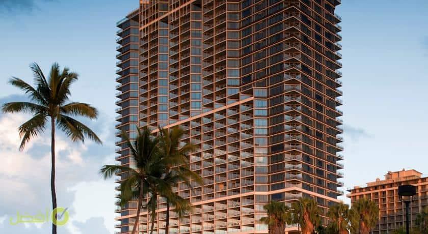 فندق ترامب انترناشيونال وايكيكي افضل فنادق هاواي