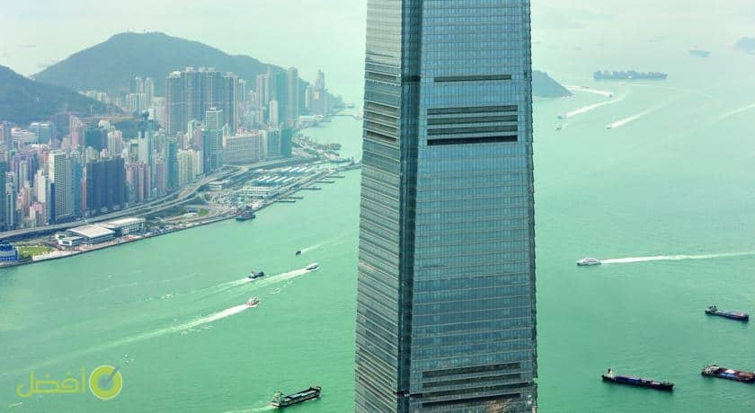 فندق ذا ريتز كارلتون هونغ كونغ