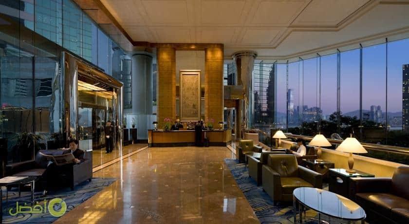 فندق جيه دوبل يو ماريوت هونغ كونغ