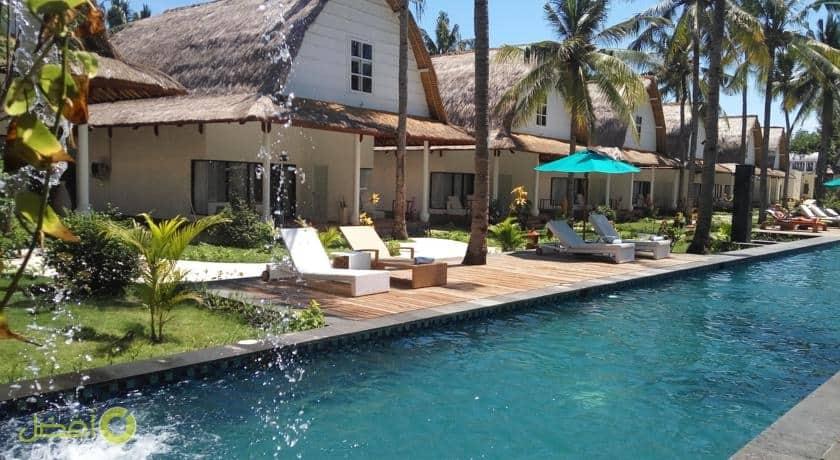 منتجع أوشانو جامبولووك افضل فنادق لومبوك الإندونيسية