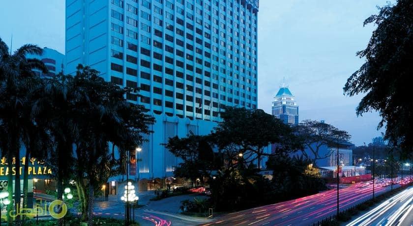 غراند حياة سنغابور افضل فنادق سنغافورة