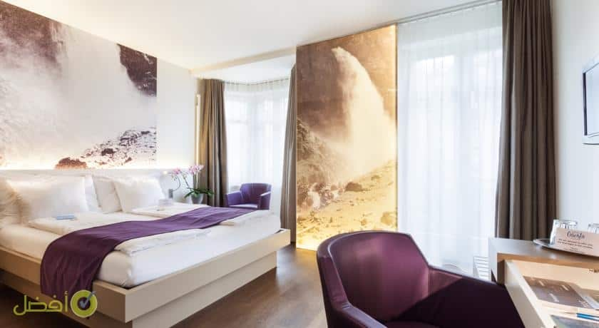فندق كاسكادا سويس كواليتي افضل فنادق لوزيرن سويسرا