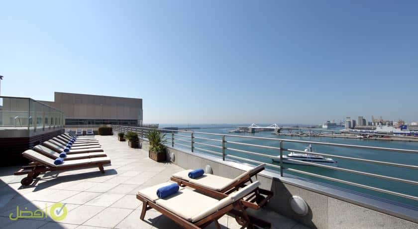 فندق يوروستارز غراند مارينا جي إل أفضل 10 فنادق في برشلونة أسبانيا
