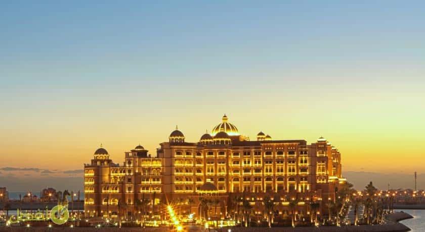 مرسى ملاذ كمبينسكي، اللؤلؤة افضل فنادق قطر