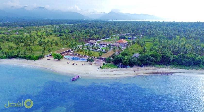 منتجع أنيما جيلي لومبوك افضل فنادق لومبوك الإندونيسية