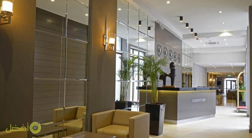 فندق سيتي أفنيو