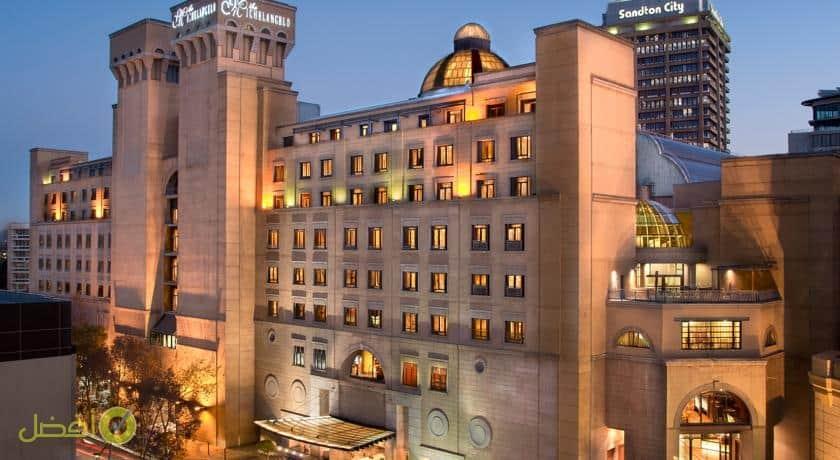 فندق ذا مايكل أنجلو من افضل الفنادق في جوهانسبرغ