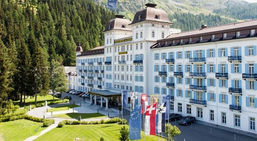 فندق كمبينسكي غراند دي بان