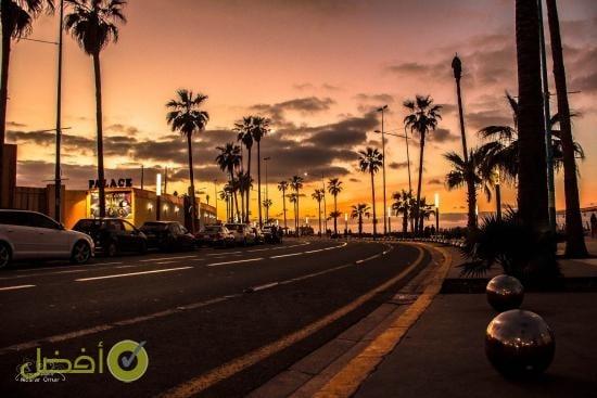 افضل فنادق شاطئ عين الذئاب في كازابلانكا