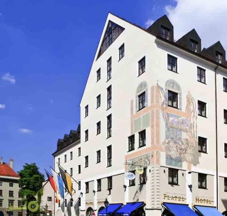 فندق بلاتزل - سوبيريور ميونخ