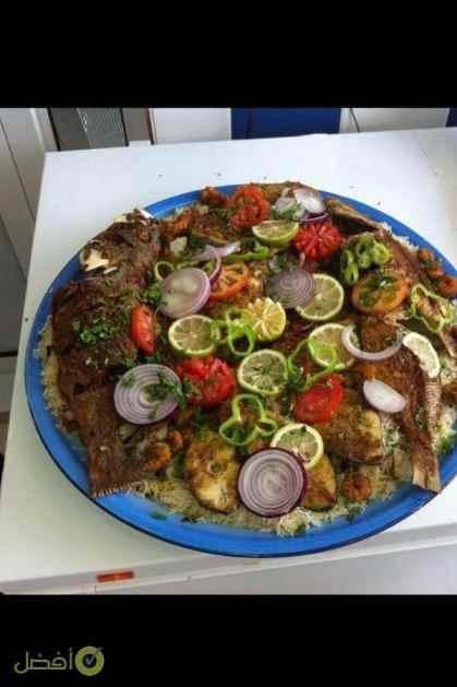 مطعم أسماك النيل في ينبع