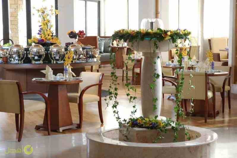 إفطار فندق انتركونتيننتال الرياض