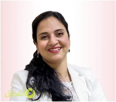 د. مانسي سومان موخرجي دكتور جلديه شاطر في دبي