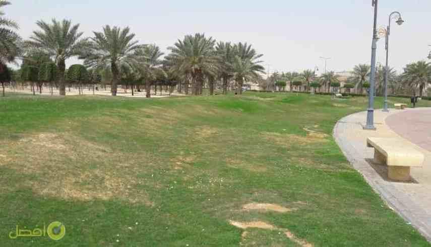 منتزه الروضة الرياض