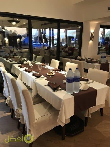 بوفيه مطعم القصر أحد أفضل بوفيه إفطار رمضان في دبي
