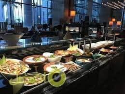 بوفيه مطعم بالارو في دبي