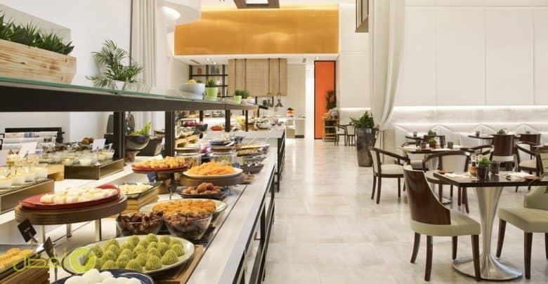 مطعم فندق أرجان روتانا