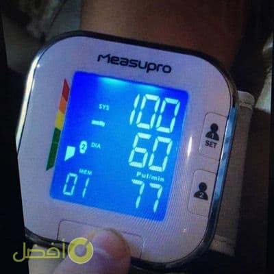 جهاز MeasuPro – أفضل جهاز قياس الضغط بشاشة واضحة