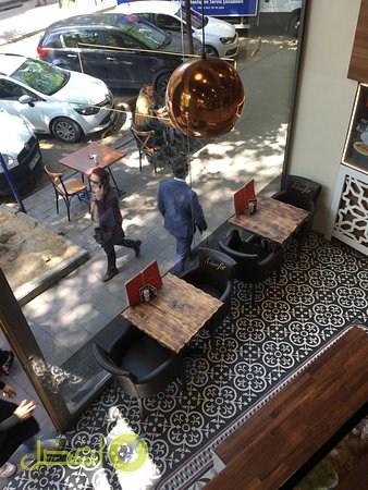 مطعم Kunefis في اسطنبول
