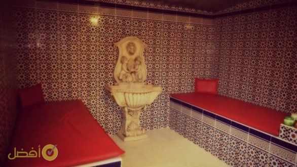 مركز أغادير الصحي في دبي للحمام المغربي