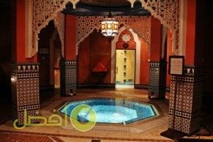 مركز سبا Mineral Message Ritual للمساج والحمام المغربي في دبي