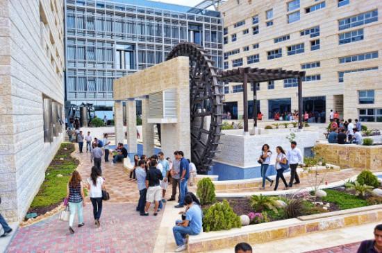 الجامعة الألمانية الأردنية  (GJU)