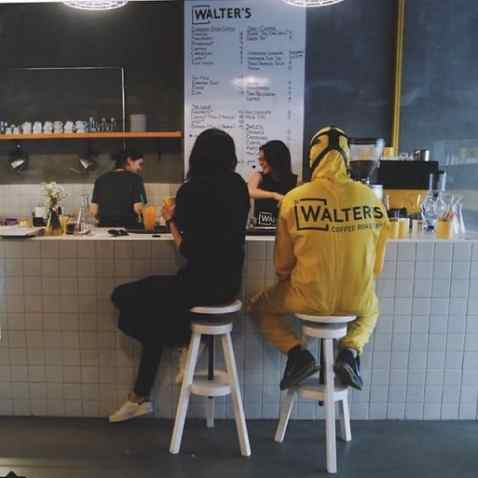 Walter's Coffee Roastery