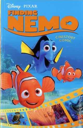 البحث عن نيمو (finding nemo)