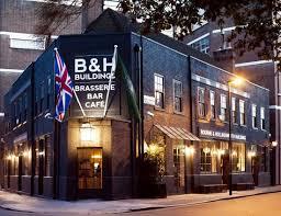 مطعم Bourne & Hollingsworth في لندن
