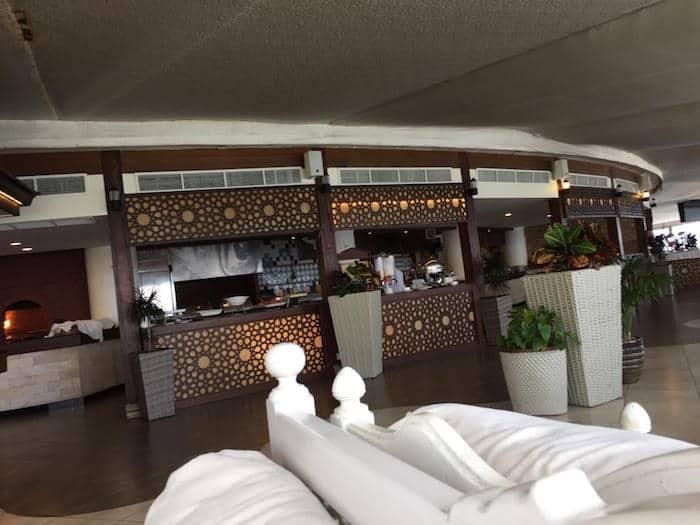 مقهى ومطعم تيراس الودعة موفنبيك