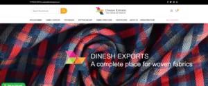 Dinesh export