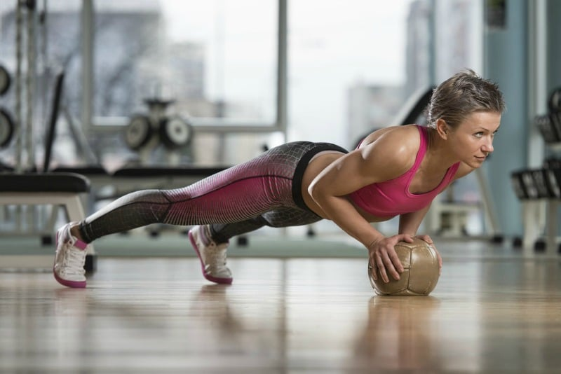 10 Effective Push-up Variations for Different Fitness Levels