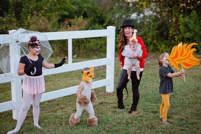 Top Ideas for Hosting a Family Friendly Circus