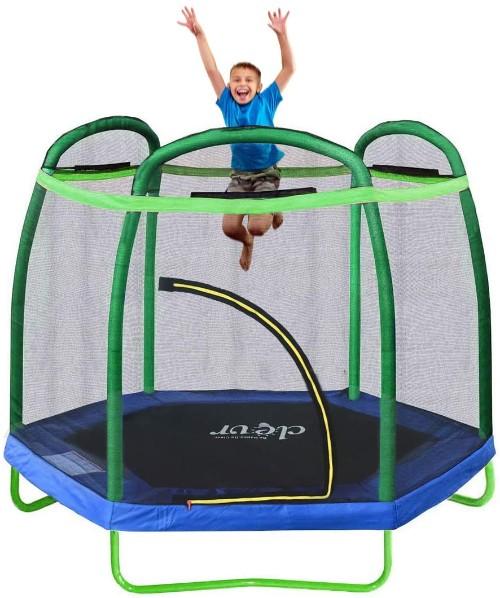 Clevr 7ft Kids Trampoline