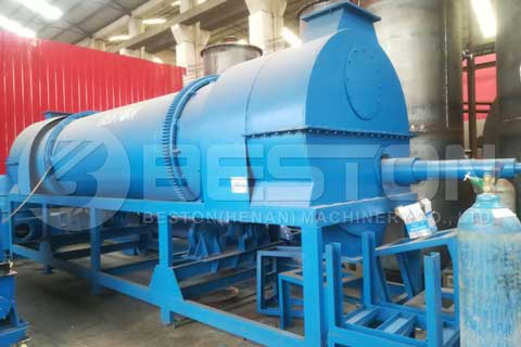 Biomass Pyrolysis Equipment for Sale