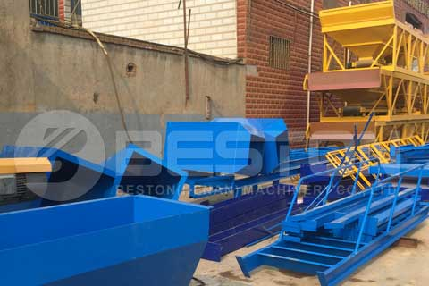 MSW Sorting Plant for Sale