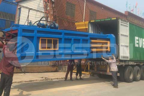 MSW Sorting Plant